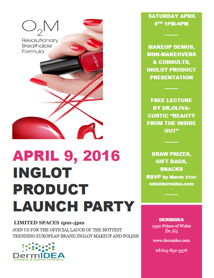 Inglot_launch